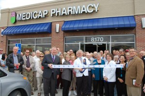 Grand opening of new, larger Medicap Pharmacy in Urbandale